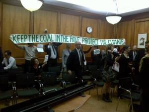 Coal in the Hole in Select Committee