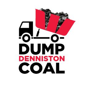 DumpDennistonLogoCoal
