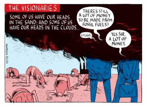 Cartoon by @domesticanimal for the Christchurch Press. Reproduced by permission of Sharon Murdoch