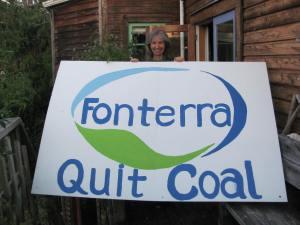 Fonterra Quit Coal